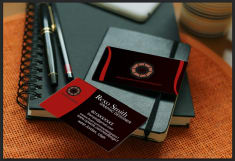 Design professional business card for your business, FiverrBox