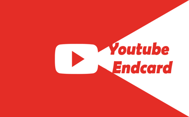 Do An Amazing, High Quality YouTube End Card, FiverrBox