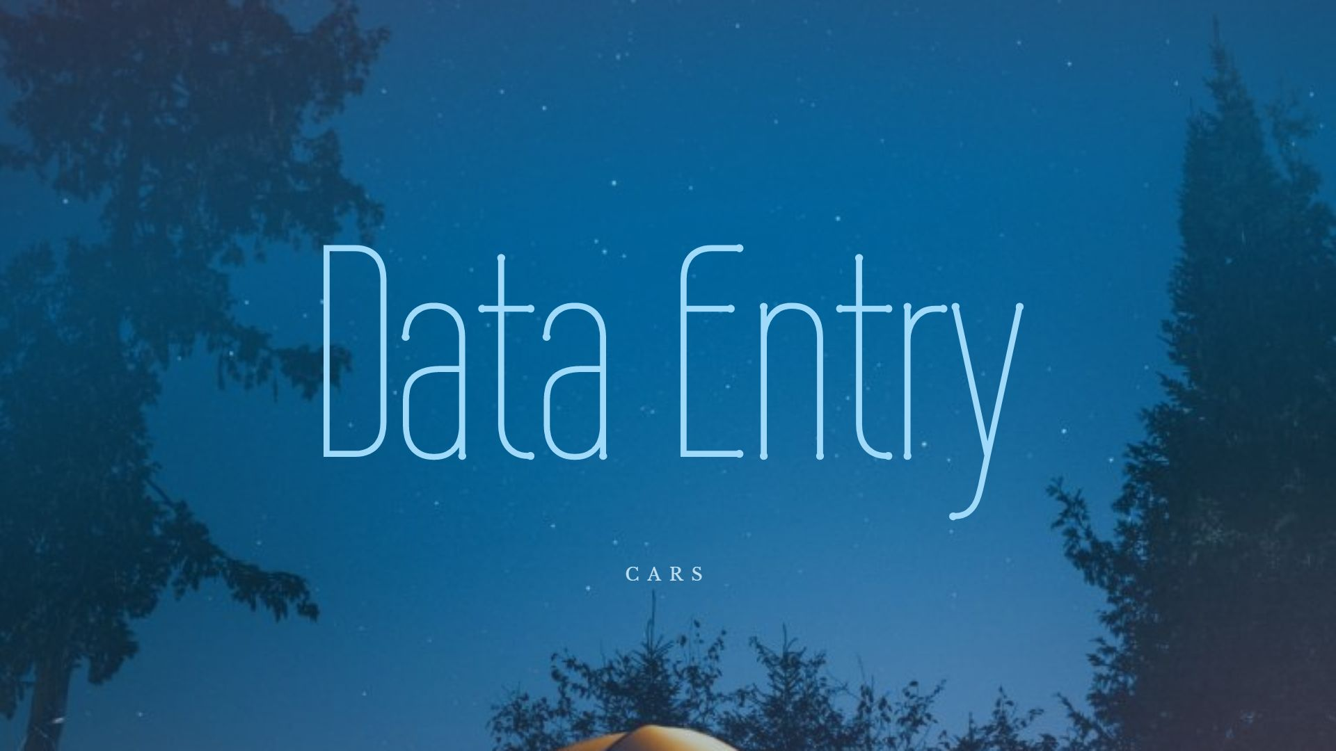 Do all data entry jobs online and offline, FiverrBox