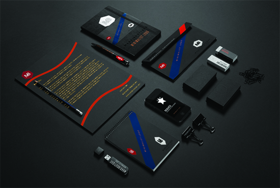 Design awesome branding stationary for your business, FiverrBox
