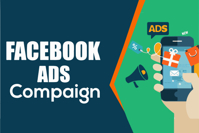 Do facebook ads marketing, ads campaign promotion, FiverrBox
