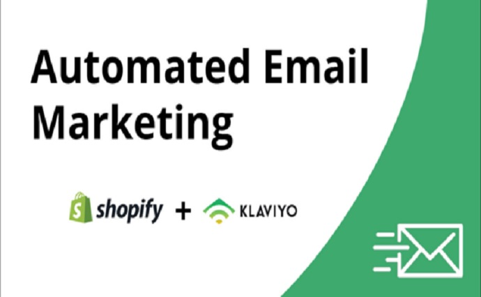 Setup a complete flows of klaviyo email automation for shopify stores, FiverrBox
