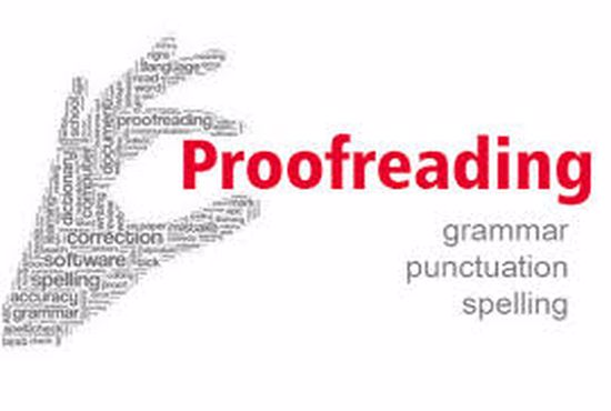 I will proofread and copy edit your book, document, or web content, FiverrBox