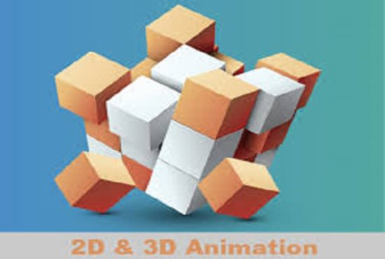 I will create best 2d 3d character animation cartoon music video, FiverrBox