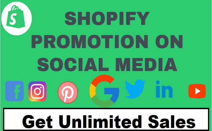 I will do effective and compelling shopify and website promotion for your shopify store, FiverrBox