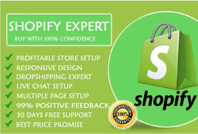 I will be your shopify theme developer and shopify expert, FiverrBox