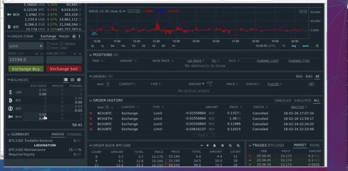 I will develop a profitable crypto currency arbitrage forex trading bot, FiverrBox