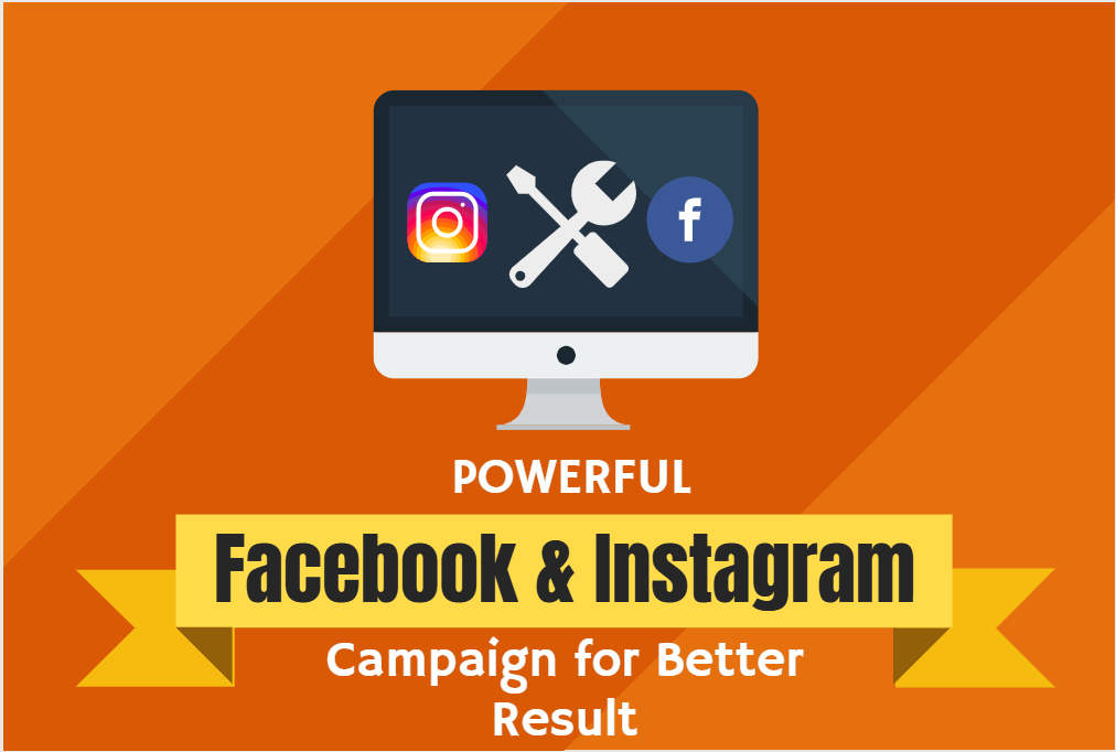 I will do highly convertible facebook and instagram marketing ads, FiverrBox