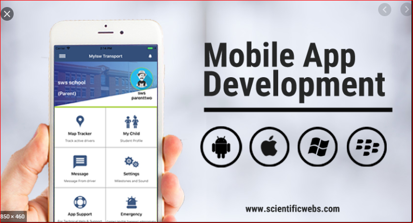 I will develop hybrid mobile app supported by both android and ios, FiverrBox