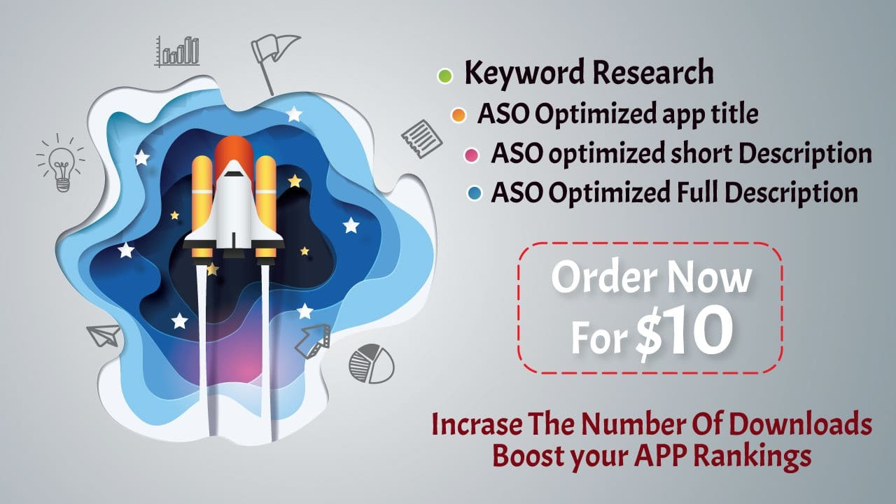 I will write aso optimized app description for your apps and games, FiverrBox