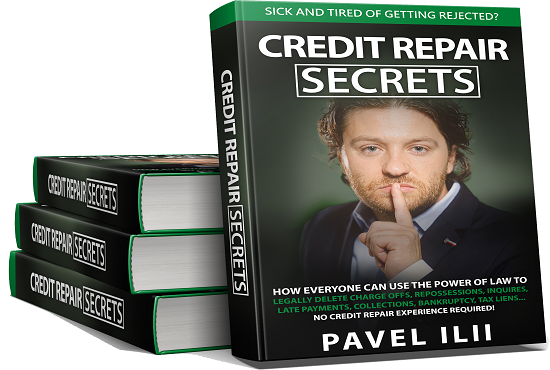 I will come up with mythical credit repair book for your business success, FiverrBox