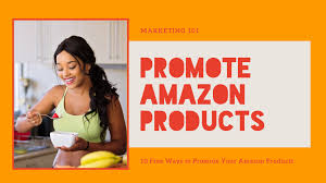 I will promote your amazon, Spotify, and other products, FiverrBox