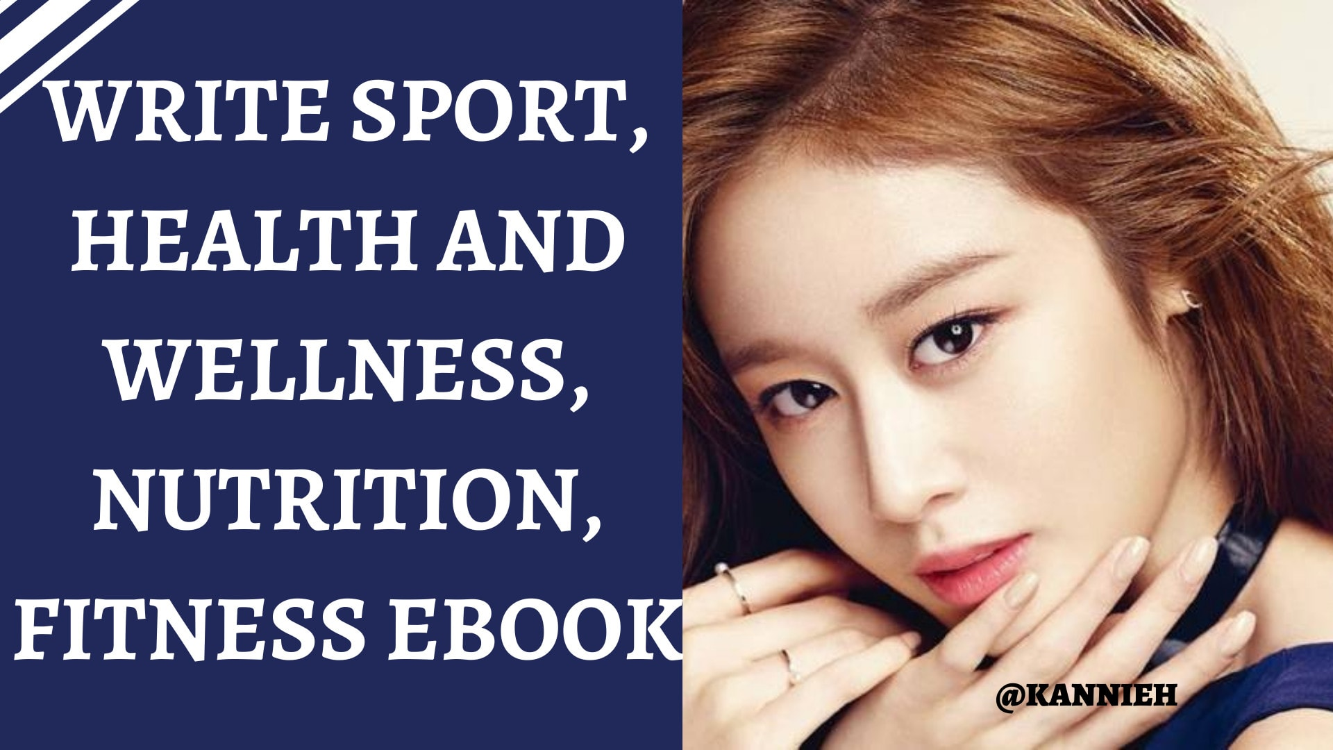 be your health and fitness, body building, wellness, lifestyle eBook writer, FiverrBox