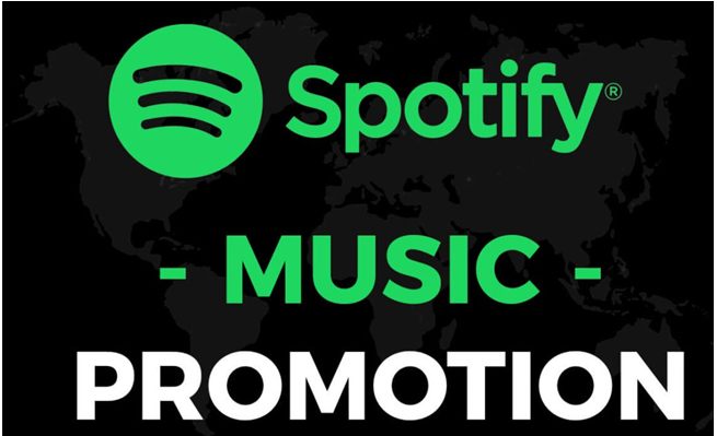 I will do organic spotify music promoting get plays, FiverrBox