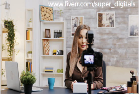 I will create a perfect unboxing video to showcase your product, FiverrBox