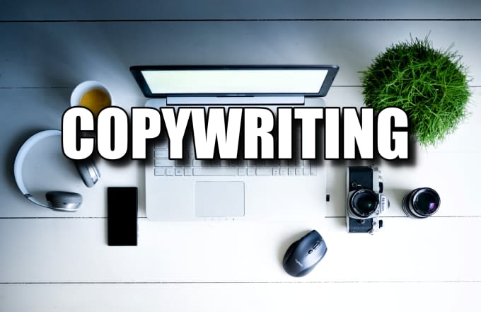 I will do copywriting for biography, faq page, about us, sales page, FiverrBox