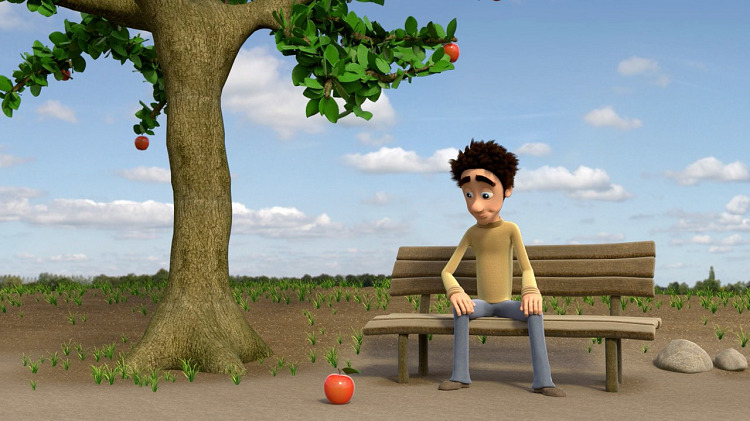 I will create 3d character animation video or 3d explainer video for you, FiverrBox