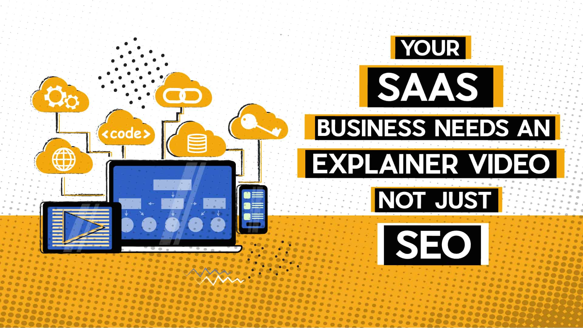 I will create saas video explainer and animated sales video, FiverrBox