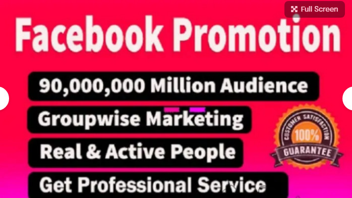 I will do organic facebook and instagram promotion to drive traffic, FiverrBox