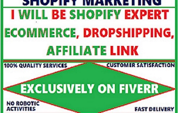 I will drive unlimited traffic,shopify promotion,shopify marketing,management, etsy, FiverrBox