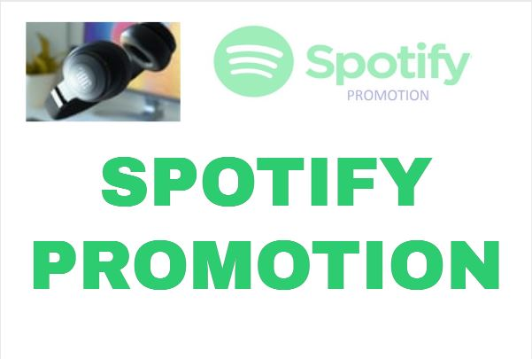 I will generate spotify monthly listeners through spotify promotion, FiverrBox