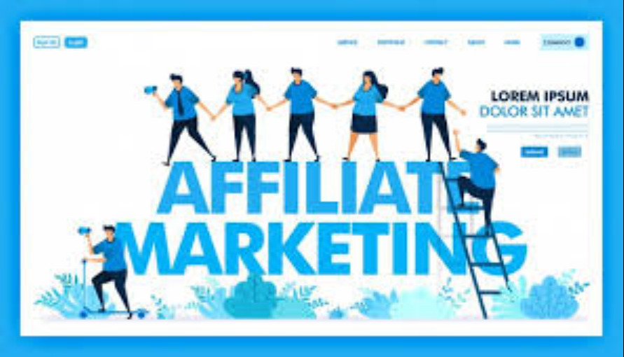 I will affiliate link promotion affiliate marketing affiliate link promotion, FiverrBox
