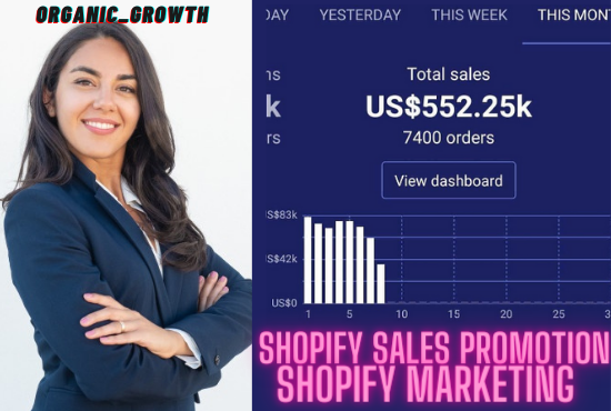 I will do conversion shopify sales facebook ads campaign and shopify marketing, FiverrBox