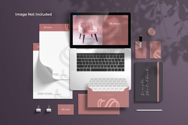I will design brand identity business card letterhead or stationery uk, FiverrBox