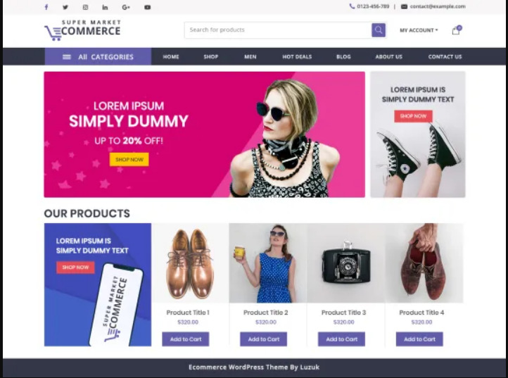 I will develop one page shopify digital website for profitable dropshipping, FiverrBox