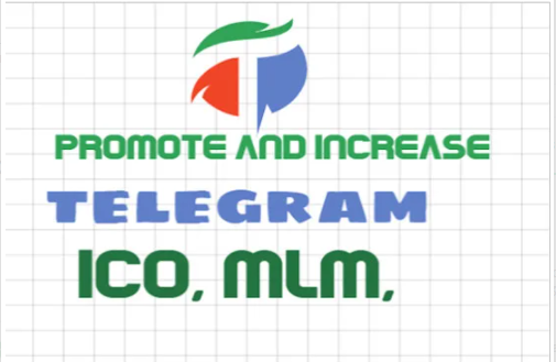 I will promotion your cryptocurrency, ico, cbd, mlm on telegram to go, FiverrBox