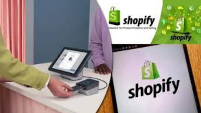 I will drive shopify traffic with shopify promotion for shopify sales, FiverrBox