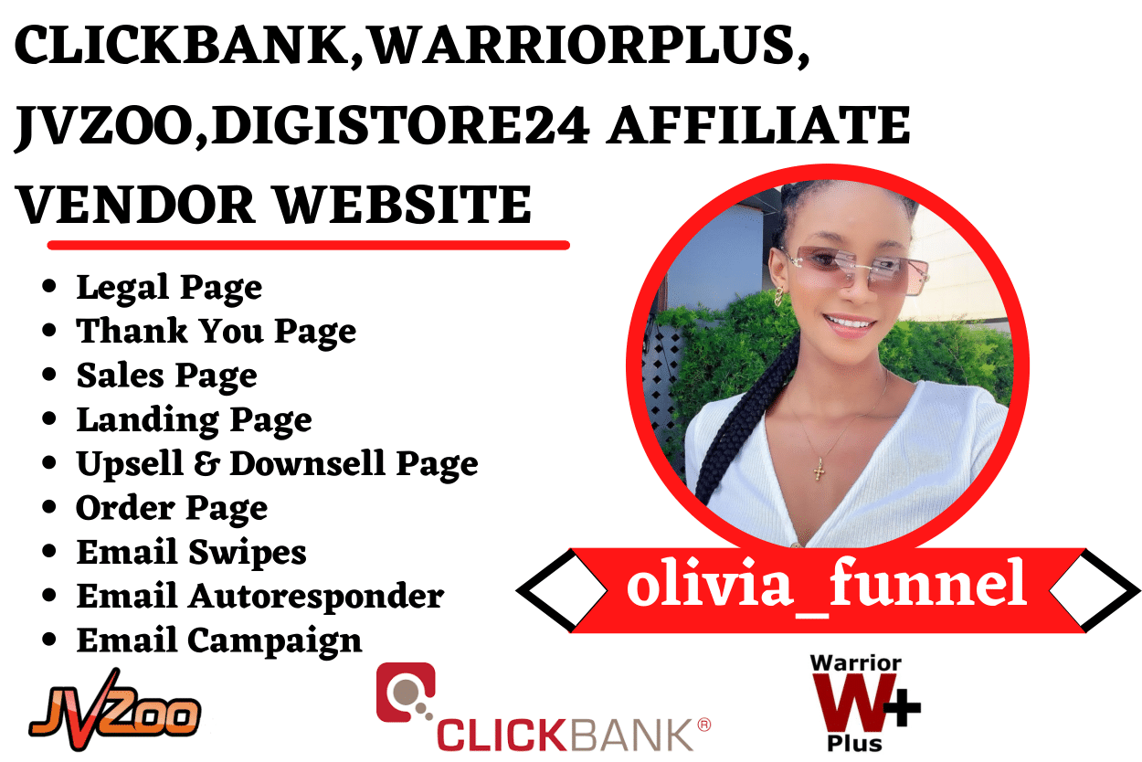 I will upload digital product to clickbank,jvzoo,warriorplus,digistore24 as a vendor, FiverrBox