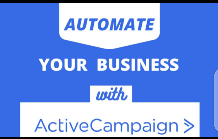 I will completely setup activecampaign email automation with landing page, FiverrBox