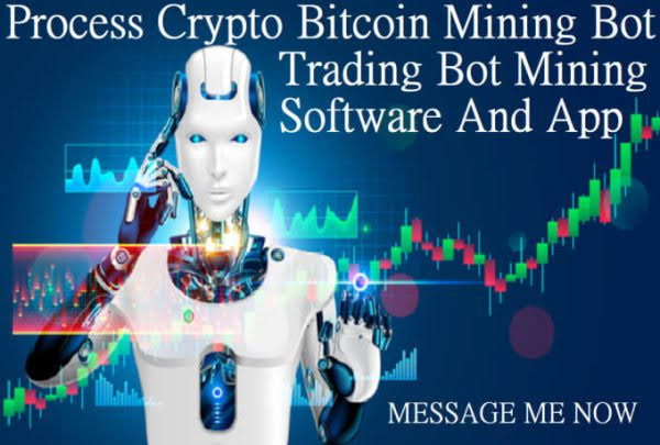 I will develop a profitable bitcoin mining bot, crypto trading bot, FiverrBox