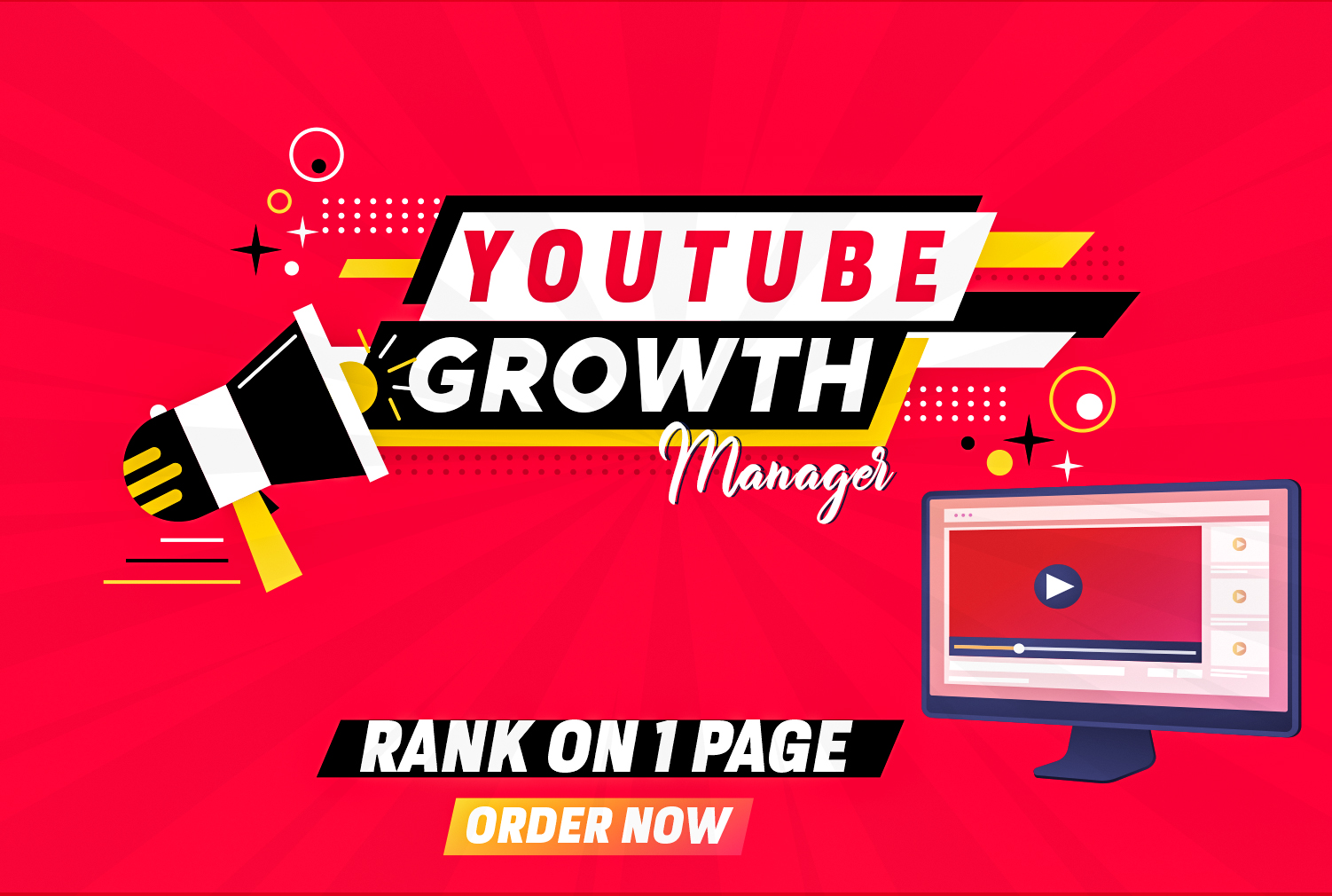 I will be your youtube video SEO expert and growth manager, FiverrBox