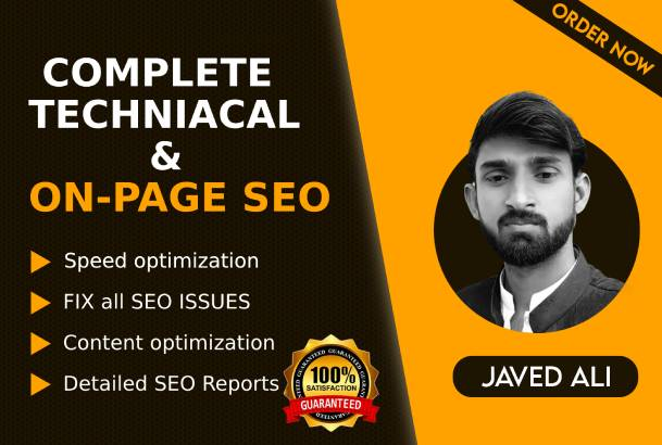 I will do on page seo optimization for wordpress website ranking, FiverrBox