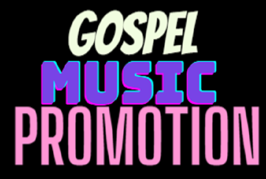 I will do youtube christian music gospel video promotion, FiverrBox