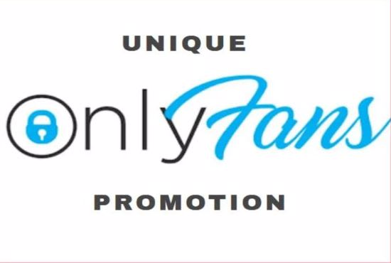 I will promote your onlyfans link and affiliate link promotion, FiverrBox