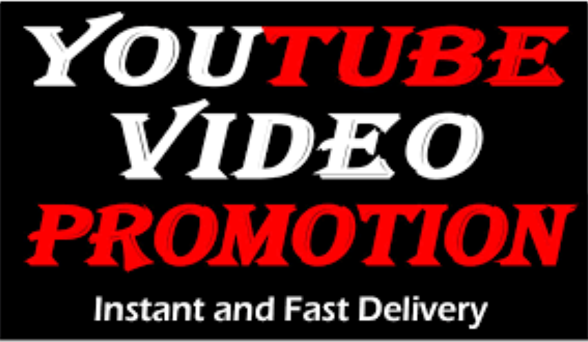 I will do super viral video promotion, youtube channel monetization, FiverrBox