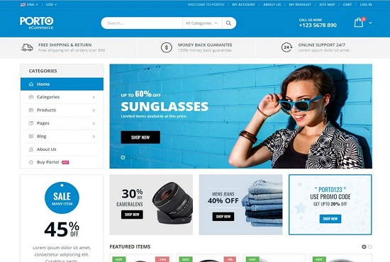 I will design a complete shopify store or shopify website, FiverrBox