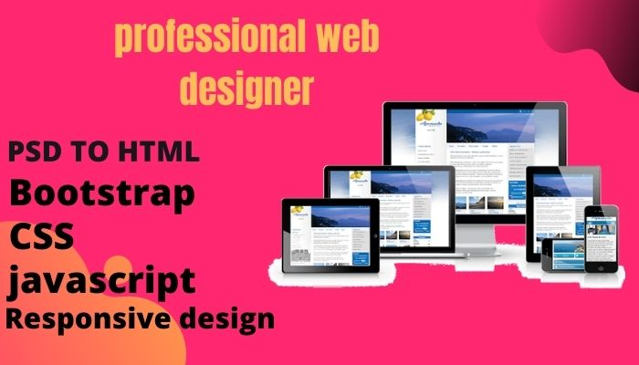 I will convert sketch to html xd to html psd to bootstrap, FiverrBox
