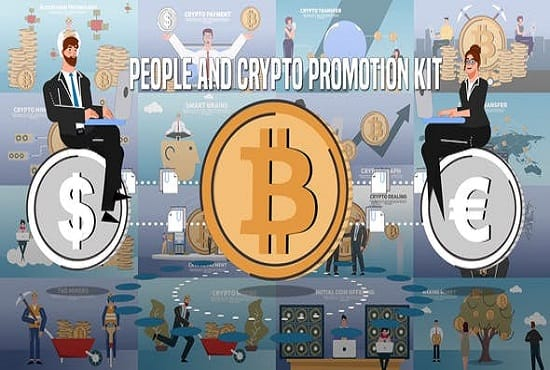 I will promote your cryptocurrency, MLM, affiliate, ico, crypto telegram marketing, FiverrBox