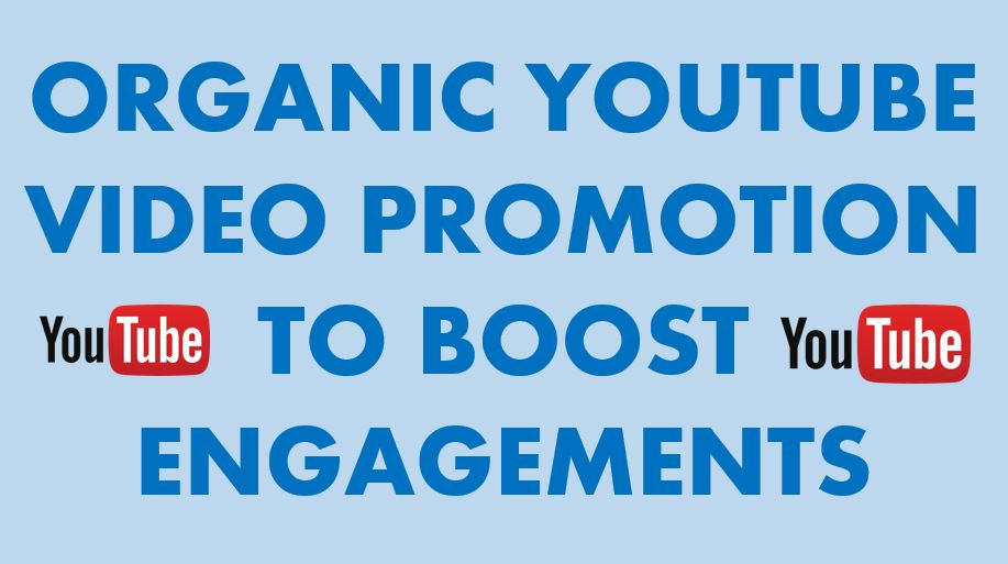 I will do organic youtube video promotion, boost views, FiverrBox