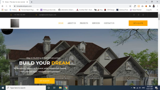 I will create a professional wordpress website within 12 hours, FiverrBox