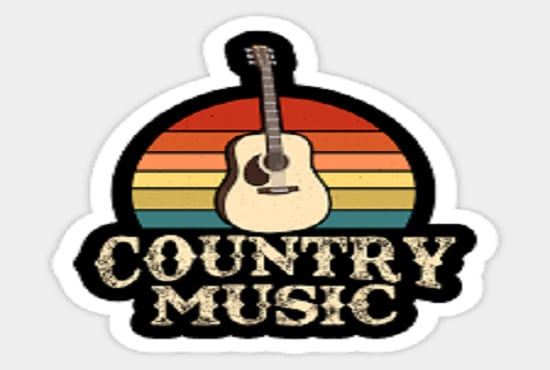 I will organic country music promotion on radio, FiverrBox