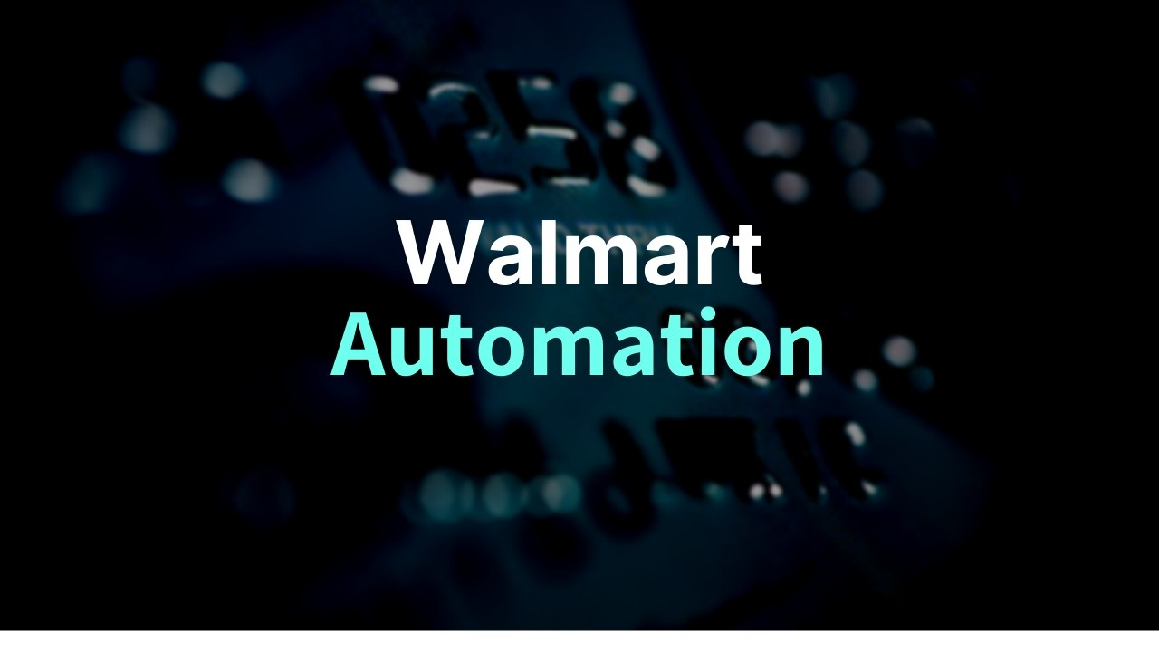 I will do walmart dropshipping store automation, FiverrBox