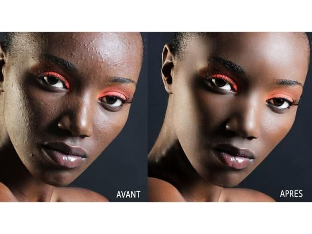 I will do high end photo retouching, skin retouch, FiverrBox