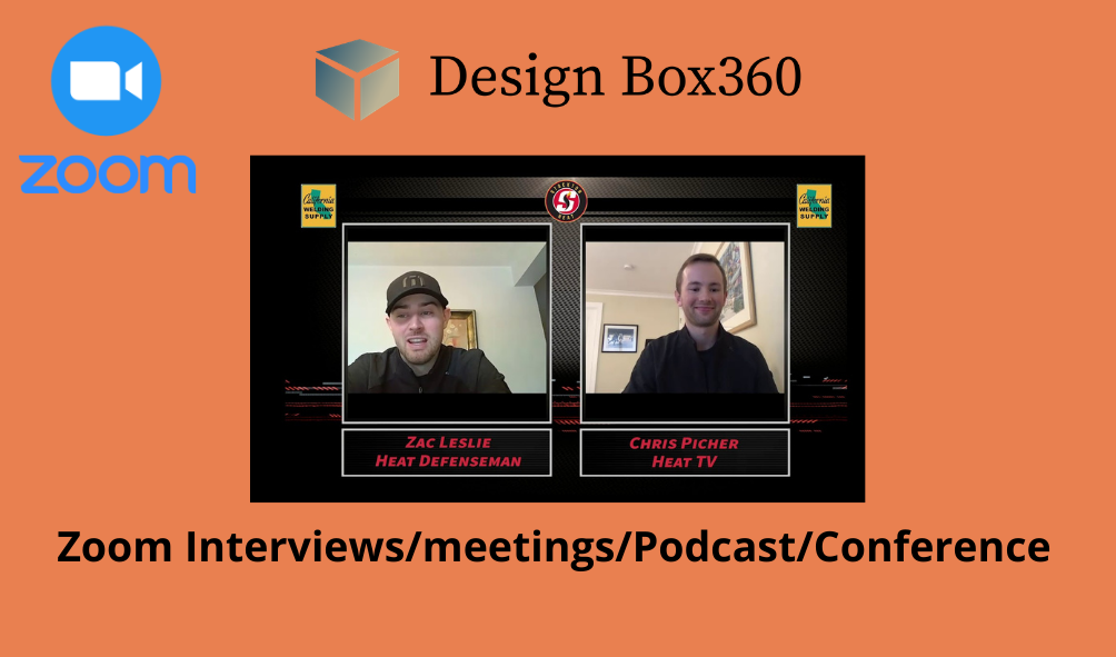 I will professionally edits your zoom videos, meetings, interview and podcast series, FiverrBox