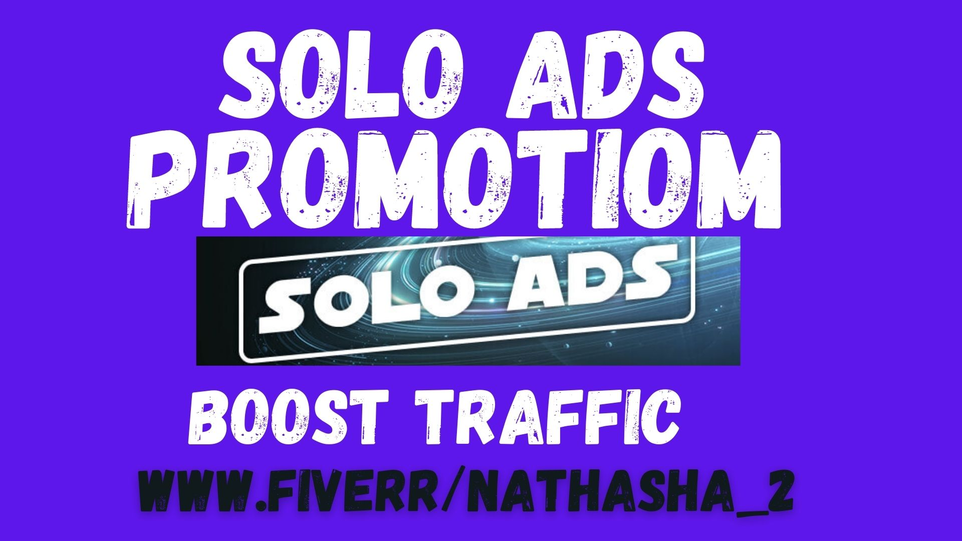 I will do solo ads, promotion, MLM marketing to boost USA traffic, FiverrBox