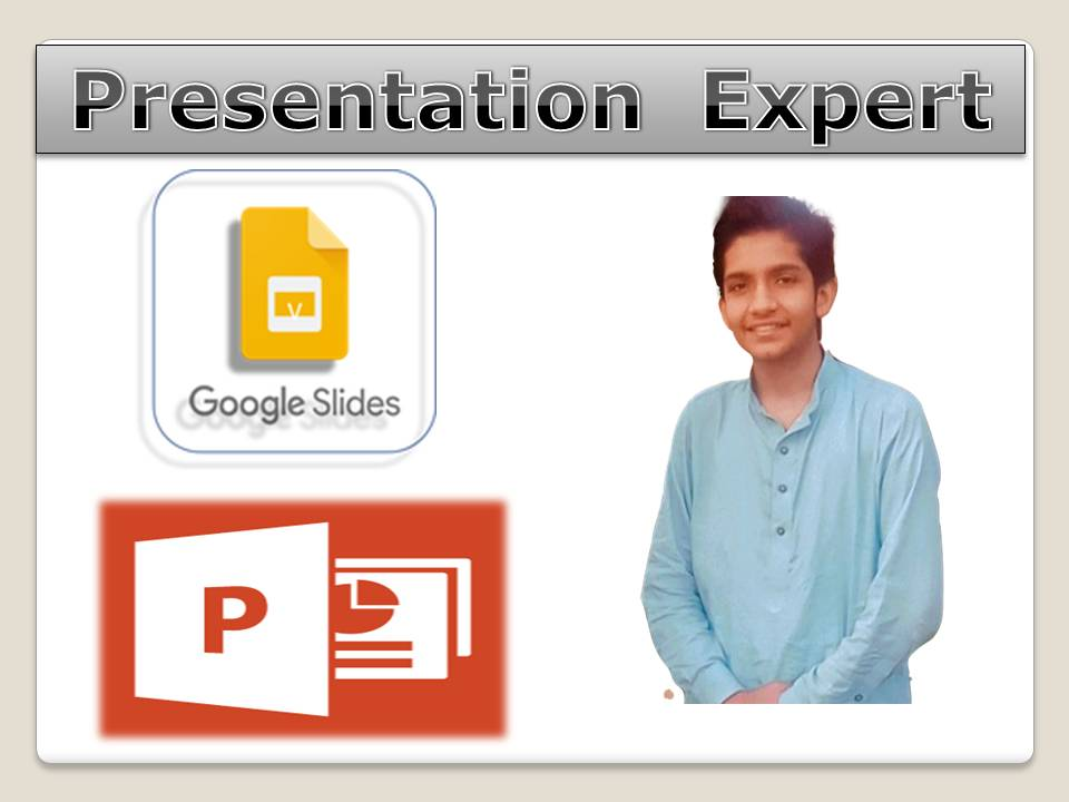 I will do professional presentable powerpoint presentation, FiverrBox